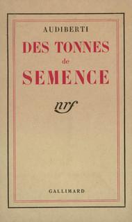 DES TONNES DE SEMENCE